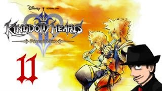 Kingdom Hearts II Final Mix -BLIND- Part 11 (Let