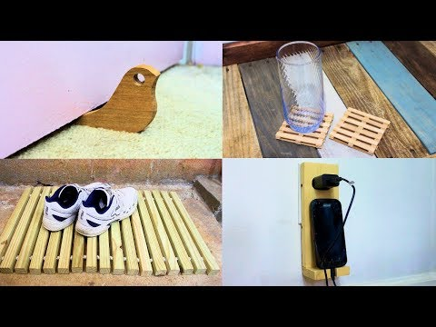 10 Simple Wood Projects that Make Great Gifts #2