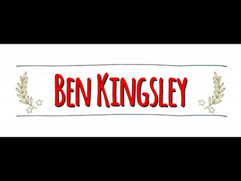 American vs Australian Accent: How to Pronounce BEN KINGSLEY in an Australian or American Accent