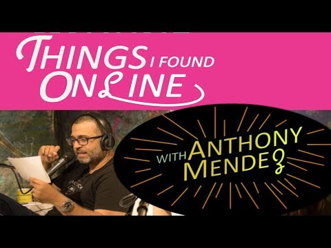 Things I Found Online  Jane The Virgin & Anthony Mendez