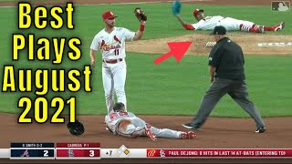 MLB \\\\ Top Plays August 2021