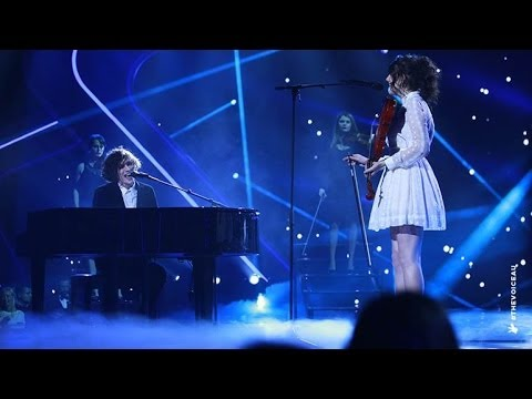 Gabriel & Cecilia sing I Dreamed A Dream | The Voice Australia 2014