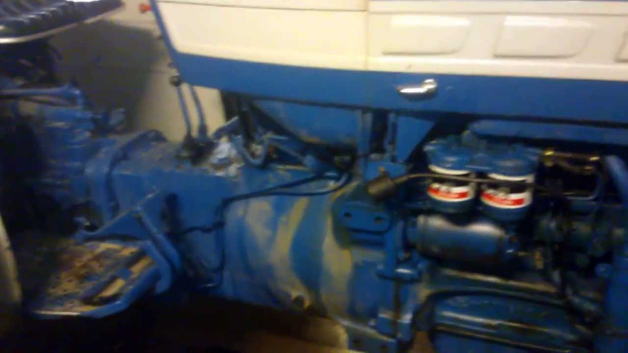 Ford 3 8 Engine Diagram Fuel Injection Starting Ford 4000 66 After Tank Cleaning And Fuel