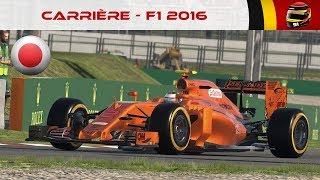F1 2016 - Carrière #38 : IL PERCUTE LE SAFETY-CAR ! [FR ᴴᴰ]