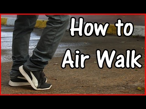 How to Air Walk | Hip-Hop Dance Move Tutorial for beginners #TutorialTuesday