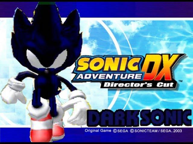 sonic adventure dx crack