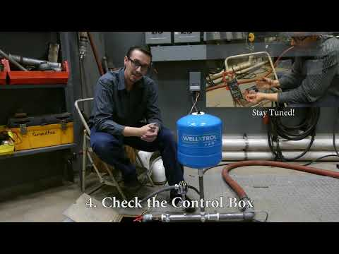 [SCHEMATICS_48ZD]  Troubleshoot: Water Well Pump Does Not Start - YouTube | Well Pump Fuse Box |  | YouTube