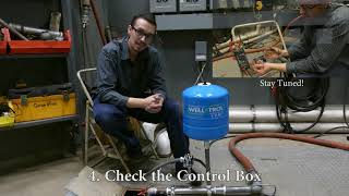 [SCHEMATICS_48YU]  Troubleshoot: Water Well Pump Does Not Start - YouTube | Well Pump Fuse Box |  | YouTube