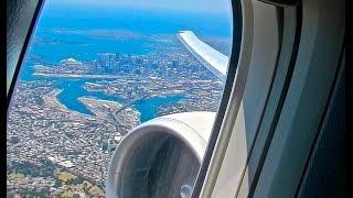 Air Canada Executive Class Sydney, Australia - Vancouver, Canada