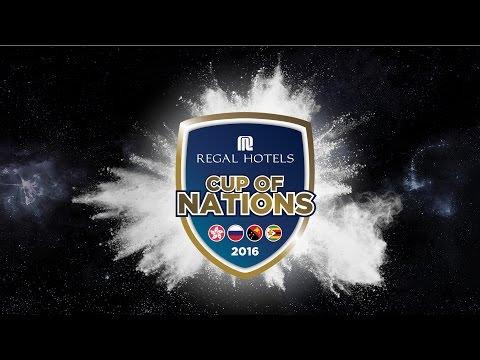 Regal Hotels Cup of Nations - Hong Kong vs Russia