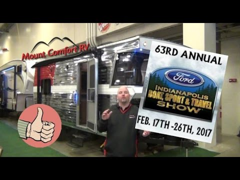 The 2017 Indy Boat Sport & Travel Show is Here!