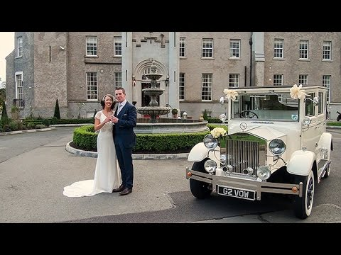 Sharon and Cilian's Highlights - Newry and Bellingham Castle Wedding Video
