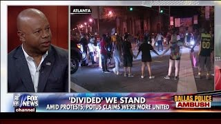 How Divided IS America? - David Webb