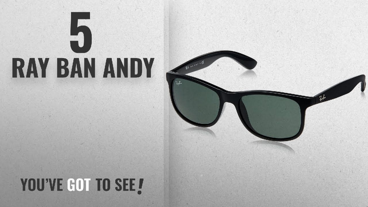 729ff0c8d7 Top 10 Ray Ban Andy   Winter 2018    Ray-Ban Andy RB4202 606971 Non ...