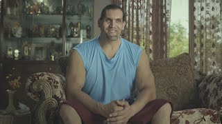 Ambuja Cement Ad | Giant strength for the Giant Feat-The Great Khali
