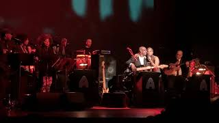 """Lisa Fischer sings """"R-E-S-P-E-C-T"""" at the """"Say It Loud - I'm Black and I'm Proud"""" 50th."""