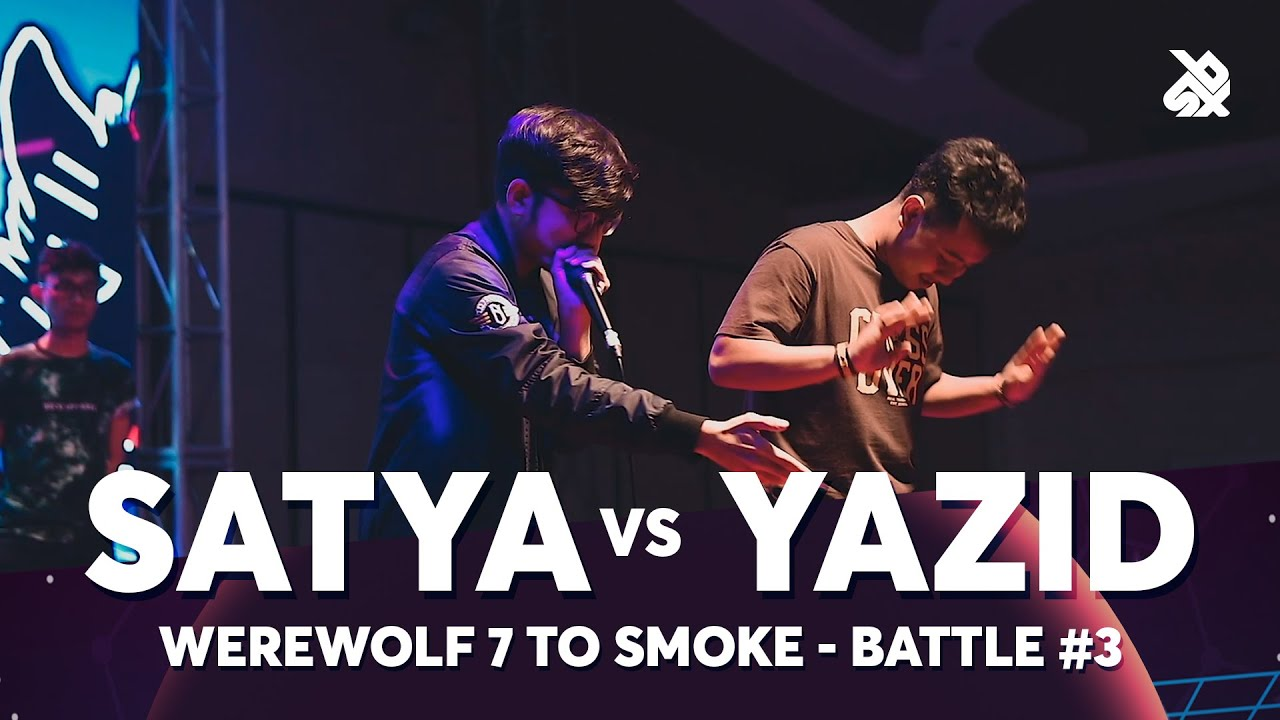 Download SATYA vs YAZID | Werewolf 7 To Smoke Battle 2019 | Round #3