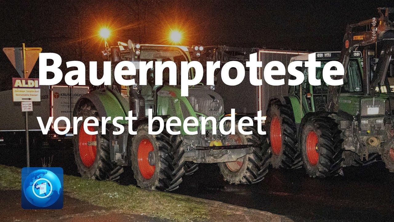 Download Bauernproteste gegen Aldi-Konzern vorerst beendet