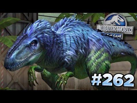 YUTYRANNUS ARRIVES! || Jurassic World - The Game - Ep262 HD