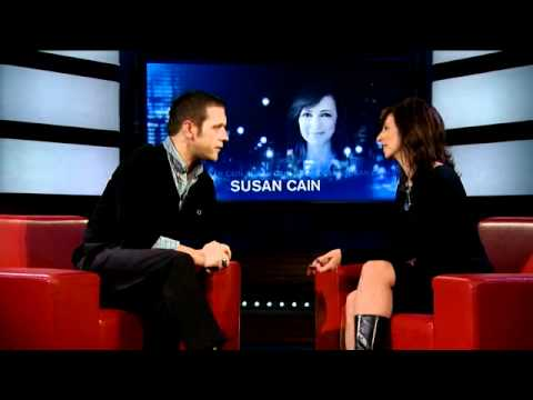 Susan Cain On Strombo: Full Interview