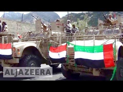🇾🇪 Yemen: UAE-backed