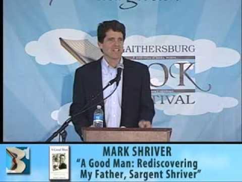 Gaithersbug Book Festival 2013: Mark Shriver