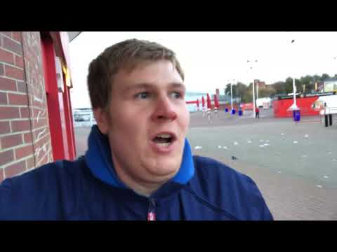 Sunderland 3-0 Southend - WE ARE NOT WORTHY KING MAGUIRE