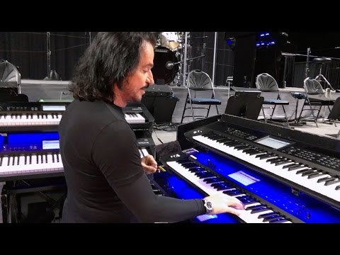 Yanni: Master Class -Keyboard techniques and sound design
