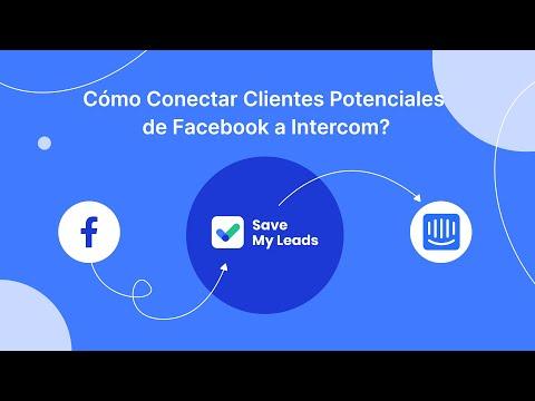 Download Cómo conectar anuncios de clientes potenciales de Facebook a Intercom