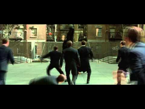 Matrix fight scene  Navras