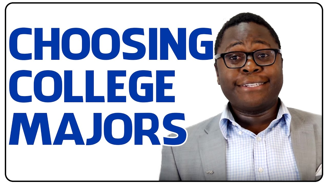 how to choose a college major that doesn t make you broke
