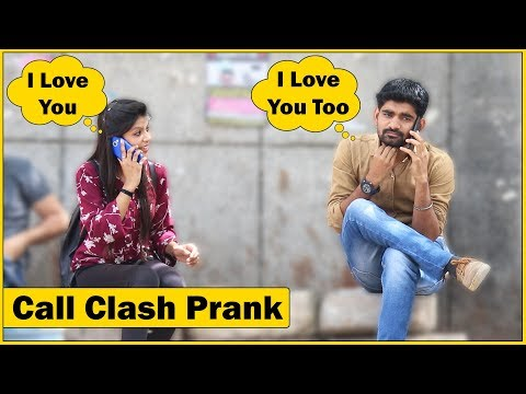 Epic - Call Clash Prank on Girls - Prank In India | The HunGama Films