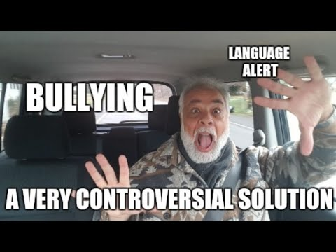 Bullying: A controversial solution (Language warning)