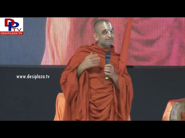 Full Speech of Sri China Jeeyar Swamiji at Sahasrabdi - Dallas Texas