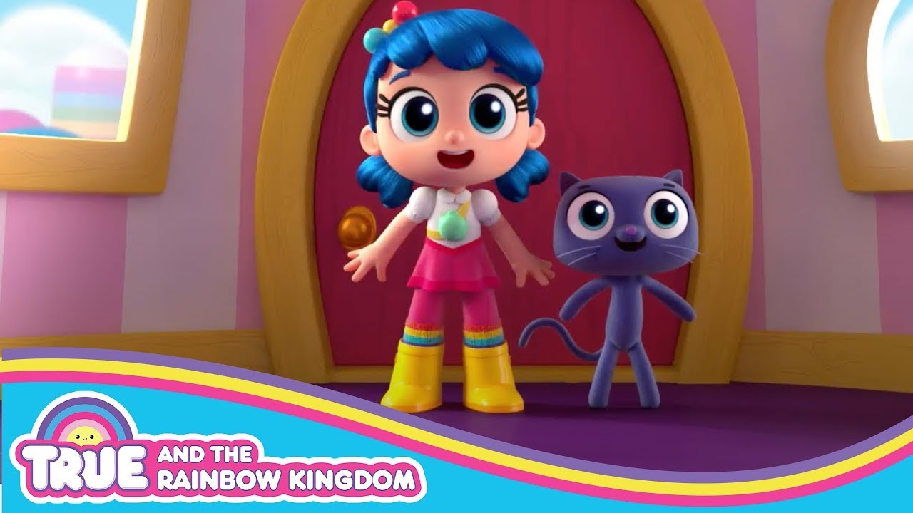 True and Bartleby's AWESOME Friendship 🌈  True and the Rainbow Kingdom 🌈