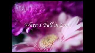 *** When I fall in love - Nat King Cole
