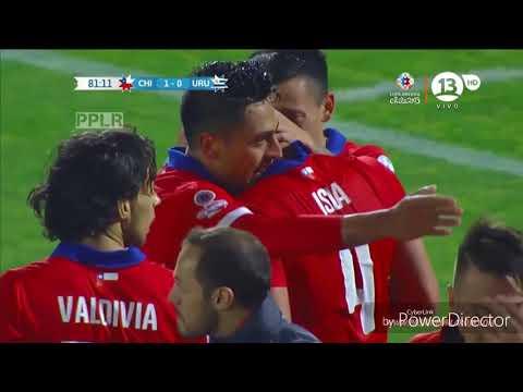 Top 5 goles más gritados de la selección chilena