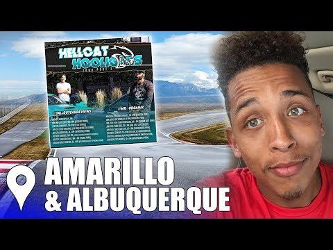 Episode #6: Amarillo, Texas Vlog & Albuquerque, New Mexico Meet & Greet!! 1/07/2018