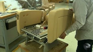 First Class Airline Seat | How It's Made