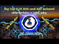 Bagi Bagi Dj  Detik Cocok Buat Backsound Editor Berkelas Jedag Jedug  Mp3 - Mp4 Download
