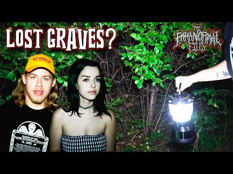 THE LOST GRAVES OF SIOUX FALLS  | (Full Paranormal History Documentary) | THE PARANORMAL FILES