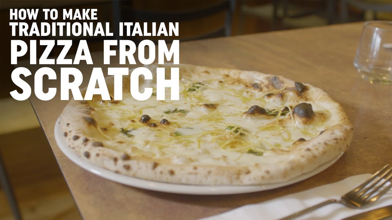 how to eat neapolitan pizza