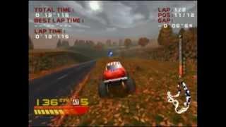 4 Wheel Thunder (Dreamcast): Canada Daylight