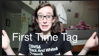 First Time Tag | tss6295