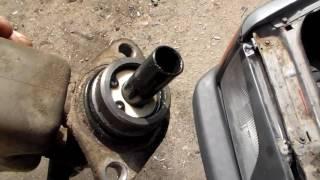 видео Куда и почему уходит тормозная жидкость? Ищемпричину самостоятельно