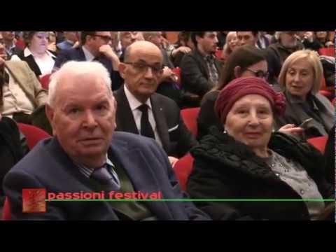 Passioni Festival Arezzo con Carlo Verdone