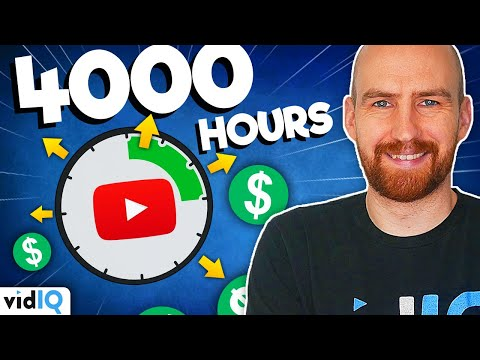 How to Get 4000 Hours Watchtime on YouTube in 2020