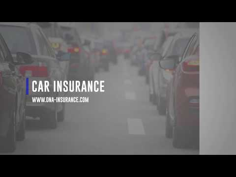 Car Insurance in The UK - Cheaper Car Insurance Quotes From DNA Insurance