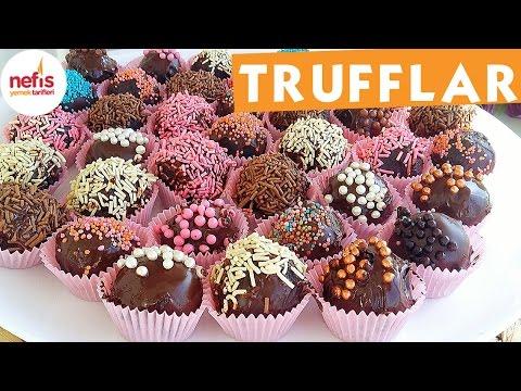 Pratik Harika Trufflar - Çikolatalı Tarifi - Nefis Yemek Tarifleri indir
