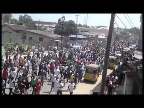 Economic injustice and  War on Biafra